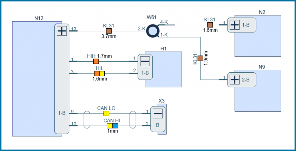 [TVPR_3874]  Smart, Interactive Cable and Wiring Harness Documentation for Fast Issue  Resolution - EDA Direct | Interactive Cable Wiring |  | EDA Direct